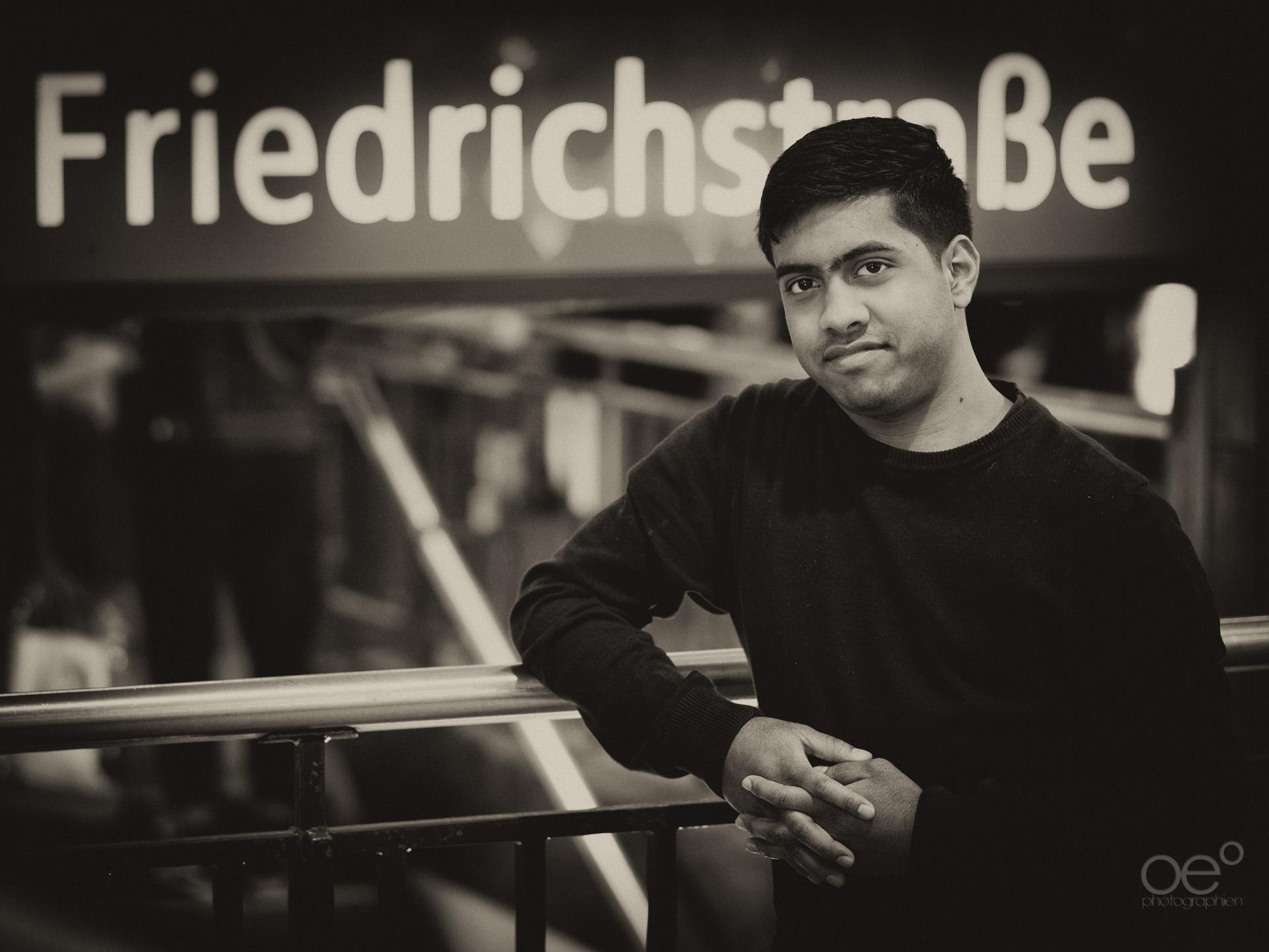 Ort: U Friedrichstrasse, Berlin